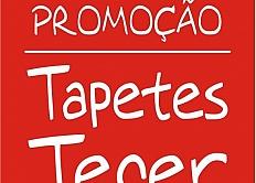 Promoção Tapetes Tecer