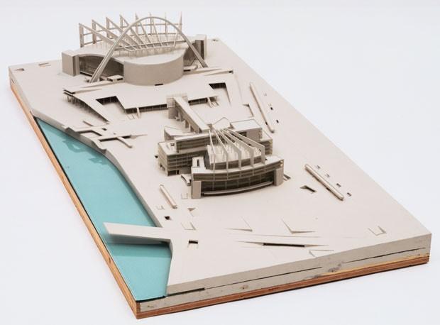 Exposição Le Corbusier em NY!