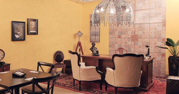 Ambiente Sala do Presidente